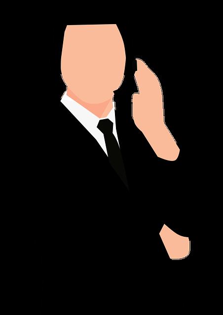 男性のイラスト